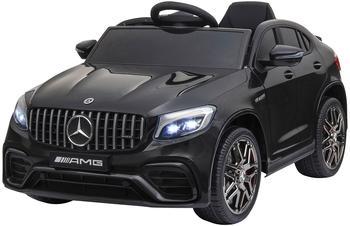 Mercedes-Benz GLC 63S AMG Coupe schwarz