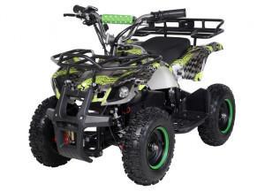 Actionbikes Miniquad Torino 1000 W grün