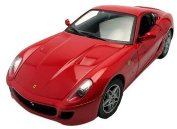 Mattel P4398 - Ferrari 599 GTB Fiorano rot 1:18