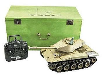 Amewi Panzer Jagdpanther G, R&S, 1:16, MK, MG, QC, 2,4GHz (23049)