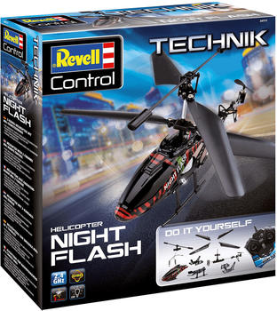 Revell RC Construction Kit NIGHT FLASH (24711)