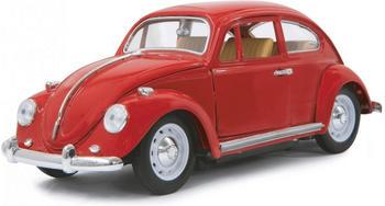 Jamara VW Käfer 1:18 RC Diecast rot 27MHz (405110)