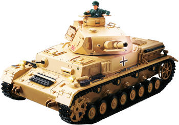 Amewi Panzer IV F1, dt. Africacorps R&S 1:16, QC, 2,4GHz (23065)