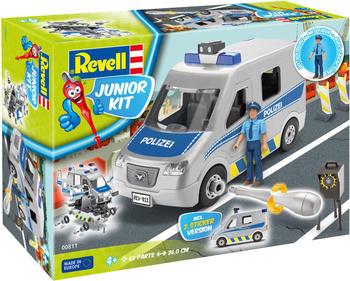 Revell Polizei Bulli Modell (00811)
