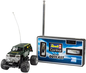 Revell Mini RC Truck Outcast (23507)