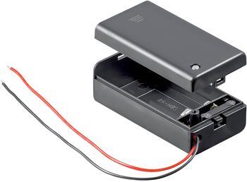 wentronic-halter-9v-batteriehalter-fuer-1x-9volt-block