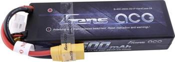 Gens Ace LiPo 11.1V 4500 mAh 3S 40 C Hardcase XT90