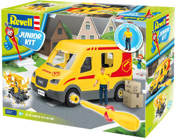 Revell Postauto mit Figur (00814)