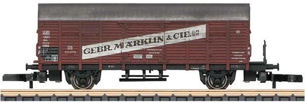 Märklin Ged. Güterwagen Gl Dresden mit Werbebeschriftung