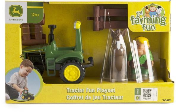 TOMY John Deere Spaß mit dem Traktor (43067)
