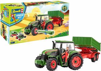 Revell Traktor & Anhänger mit Figur (00817)