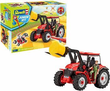 Revell Traktor mit Lader und Figur (00815)