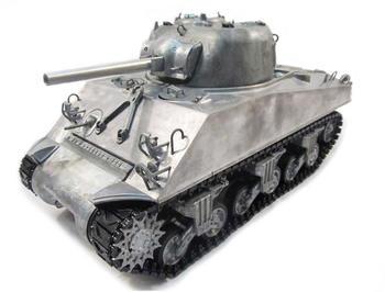 Amewi Panzer M4A3 Sherman Metall 1:16 IR (23083)