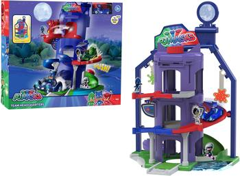 DICKIE Toys Spielset, PJ Masks Team Headquarter