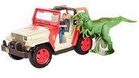 Mattel Auto Jurassic World Jeep Wrangler Raptor Attack RTR (FNH12)