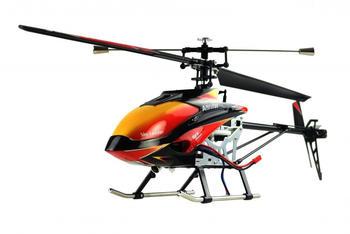 Amewi Buzzard Pro XL Brushless Helikopter, 2.4Ghz RTF (25190)
