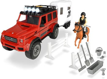SIMBA Horse Trailer Set