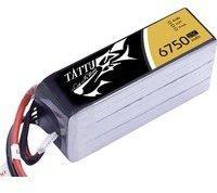 TATTU Modellbau-Akkupack (LiPo) 14.8V 6750 mAh Zellen-Zahl: 4 25 C Stick XT90