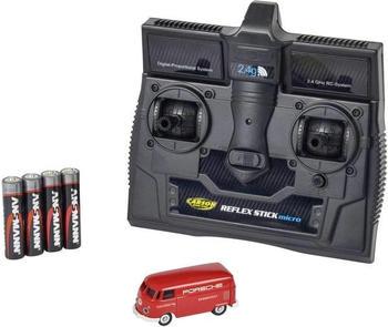 carson-modellsport-500504124-vw-bus-t1-kastenwagen-porsche-1-87-rc-modellauto-elektro-strassenmodell