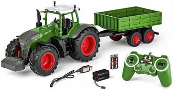 Carson Traktor + Trailor 1:16 (767715)