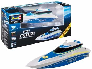 Revell RC Boat Police (24138)