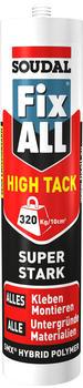 SOUDAL FIX ALL HIGH TACK Kleber 83118624 290ml