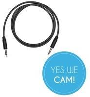 DJI 3.5mm 3.5mm 3.5mm Schwarz Audio-Kabel