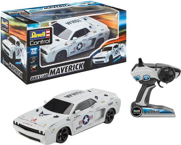 REVELL Control 24473 RC Drift Car Maverick