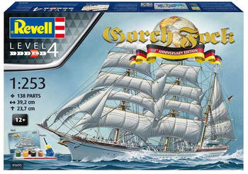 Revell Gorch Fock - 60th Anniversary (05695)
