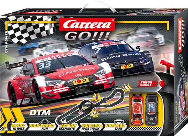 Carrera RC Carrera Go!!! DTM Power (20062479)