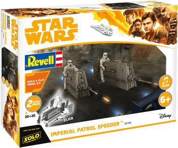 Revell Build & Play Imperial Patrol Speeder (06768)
