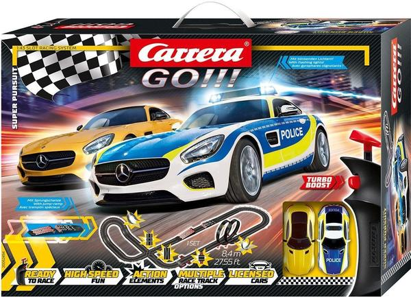 Carrera RC Carrera Go!!! Super Pursuit
