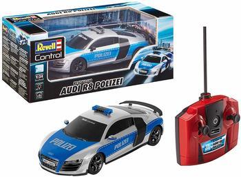 Revell Audi R8 Police 1:24 (24657)
