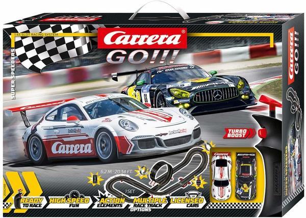 Carrera RC Carrera Go!!! Super Speeders