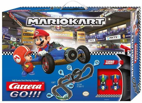 Carrera Go!!! Nintendo Mario Kart - Mach 8 (062492)