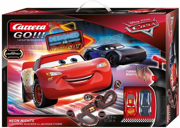Carrera RC Carrera Go!!! Disney Pixar cars Neon Nights