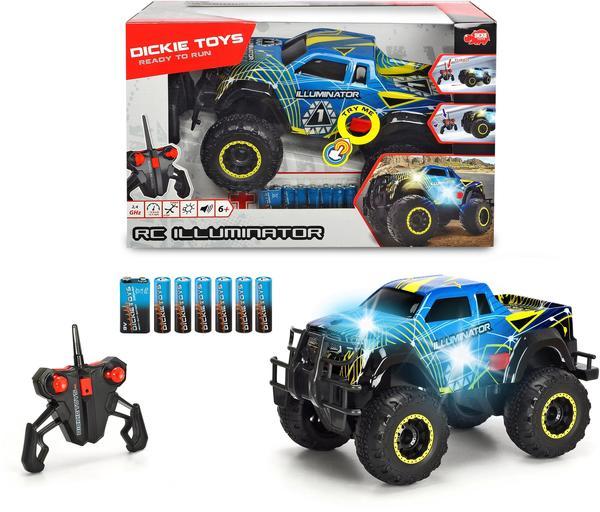 DICKIE Toys RC-Monstertruck RC Illuminator