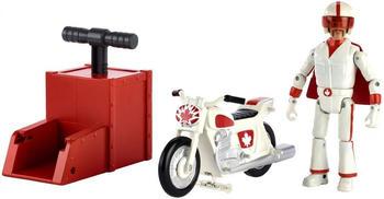 Mattel Toy Story 4 Stuntfahrer Duke Caboom 17cm