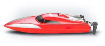 Amewi Speedboot 7012 Mono rot 2.4Ghz RTR