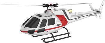 Amewi AS350 Brushless Helikopter 3D 3-Blatt 6G Flybareless, RTF (25302)