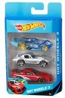 Hot Wheels 3er Geschenkset, sortiert (K5904)