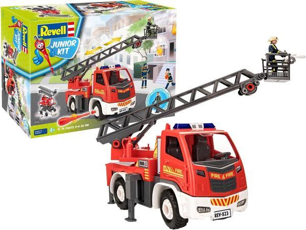 Revell Junior Kit Leiterwagen mit Spielfigur (00823)