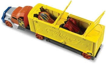 Hot Wheels Super Stunt-Transport (GCK39)