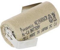 Panasonic Sub-C ZLF Spezial-Akku Sub-C Z-Lötfahne NiCd 1.2V 1900 mAh