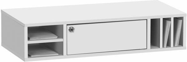 Maja Möbel Multifunktionseinsatz NEO Dekor weiß Maja Möbel 17505539 System (BHT 76x17x37 cm) Maja Möbel