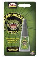Pattex Crocodile Power Sekundenkleber transparent