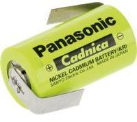 Panasonic Sub-C ZLF Spezial-Akku Sub-C Z-Lötfahne NiCd 1.2V 1700 mAh