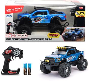 Jada RC-Monstertruck 2017 Ford Raptor 4x4