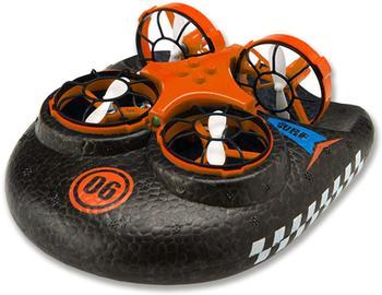 Amewi Trix - 3 in 1 Drohne, Luftkissenfahrzeug orange (25308)