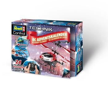 revell-revell-adventskalender-control-rc-helikopter-inkl-fernsteuerung-und-batterien